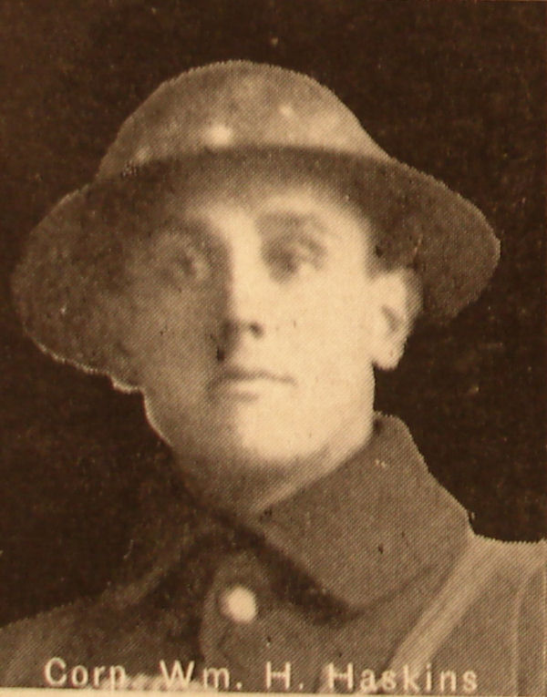 Photo of William Haskins