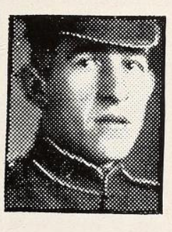 Photo of JOSEPH FRANK BEECHWOOD – Photo from the National Memorial Album of Canadian Heroes c.1919. Submitted for the project, Operation: Picture Me.