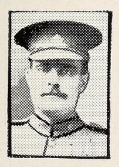 Photo of JOHN SAMUEL BENNETT – Photo from the National Memorial Album of Canadian Heroes c.1919. Submitted for the project, Operation: Picture Me.