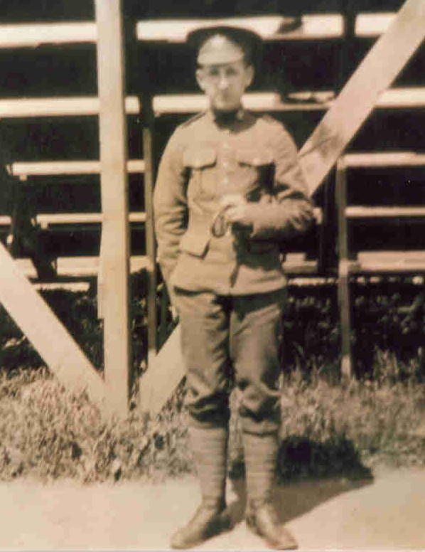 Photo of Arthur Dudley Coddington – Submitted for the project, Operation: Picture Me