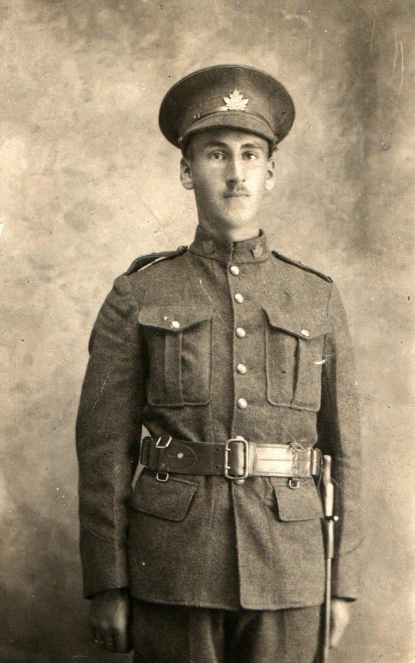 Photo of Bernard Hall