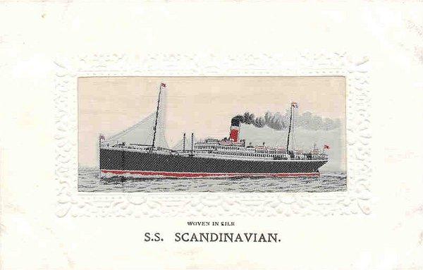 SS Scandinavian
