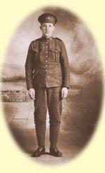 Photo of George Henry McBride – Private George Henry McBride
