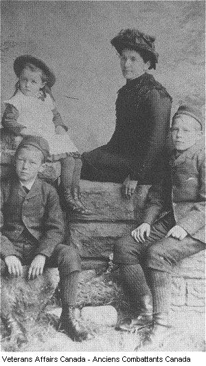 Photo de la famille McCrae