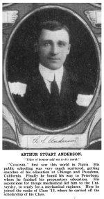 Photo taken from the University of Toronto Year Book – Torontonensis 1913 (University of Toronto Year Book), pg. 168.