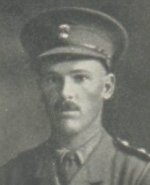 Photo of Andrew Leslie Bell – Andrew Leslie Bell attended St. Andrew's College from 1911-1913. This photo is from the June 1919 Memorial Edition of The St. Andrew's College Review.
