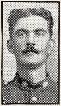 Photo of EVERELL MOORE BICKERSTAFF – Photo from the National Memorial Album of Canadian Heroes c.1919. Submitted for the project, Operation: Picture Me.