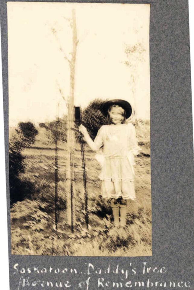 Photo of Winifred Clarke