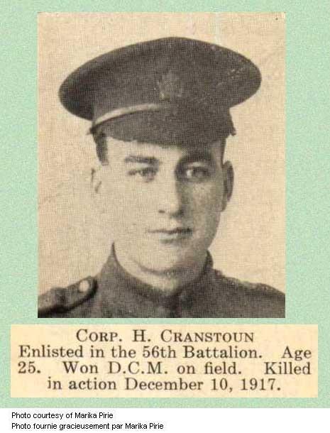 Photo of Harry Cranston