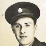 Photo of Robert Emerson – Picture of Lt. RC Emerson, Died on Active Service, 3 Dec 1943.