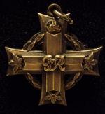 Croix du Souvenir de Georges VI