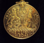 Médaille de la défense