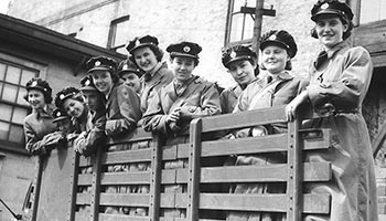 Five milestones for Canadian women in military service