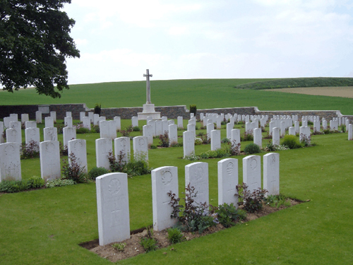 Zouave Valley Cemetery