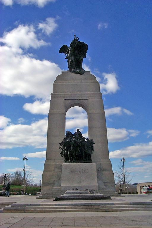 National War Memorial, Canada