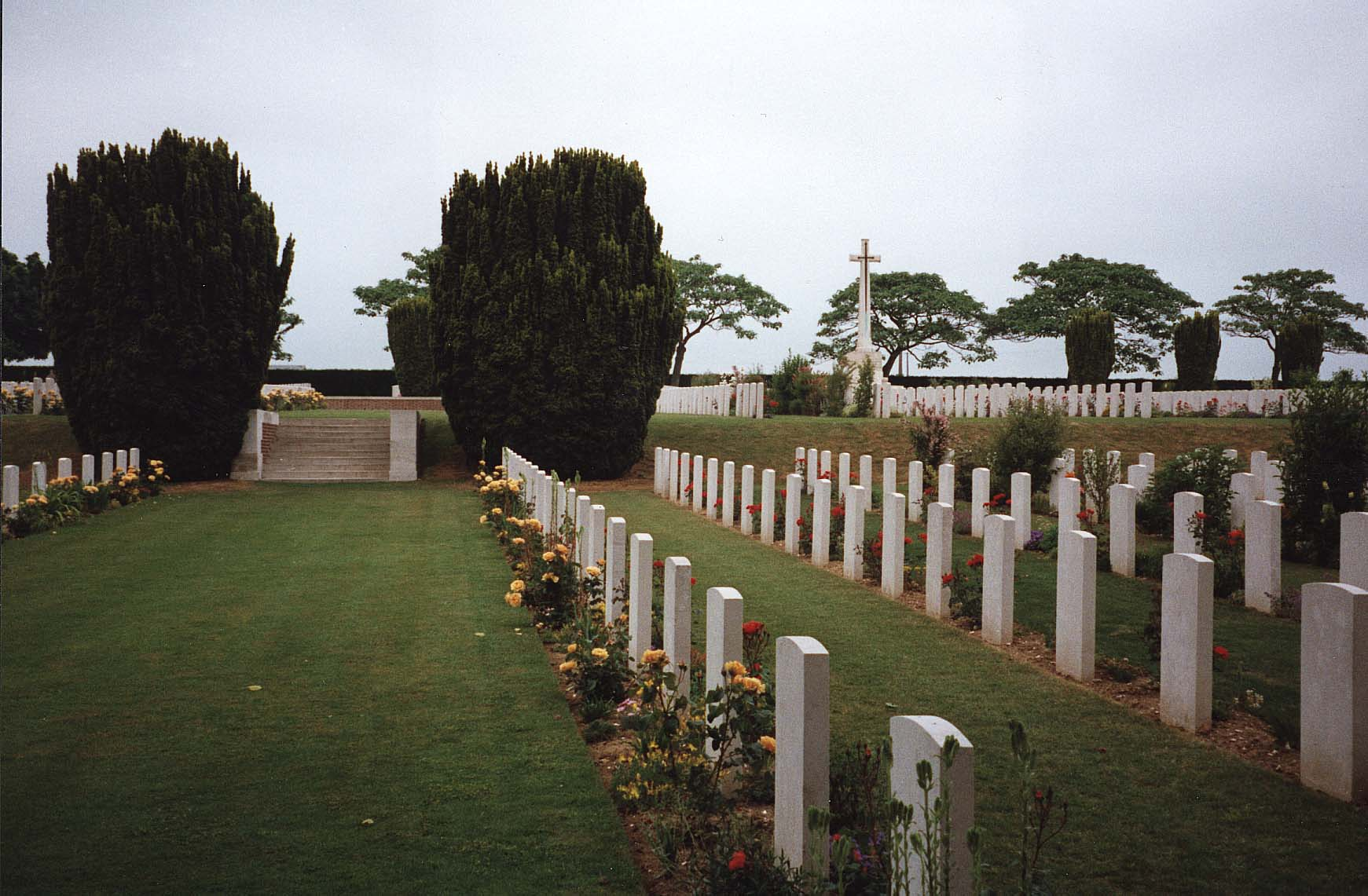 Abbeville Communal Cemetery Extension, France