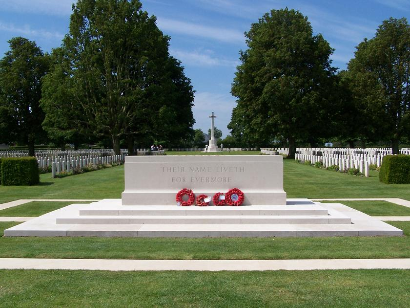 Bayeux War Cemetery, France