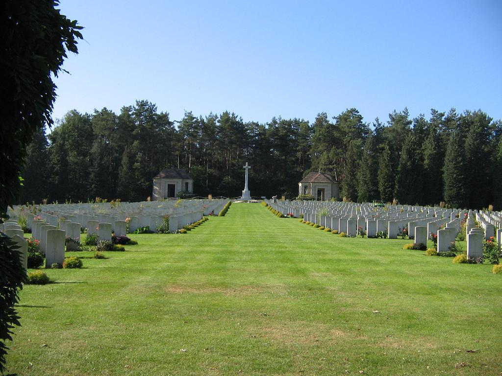 Becklingen War Cemetery, Germany