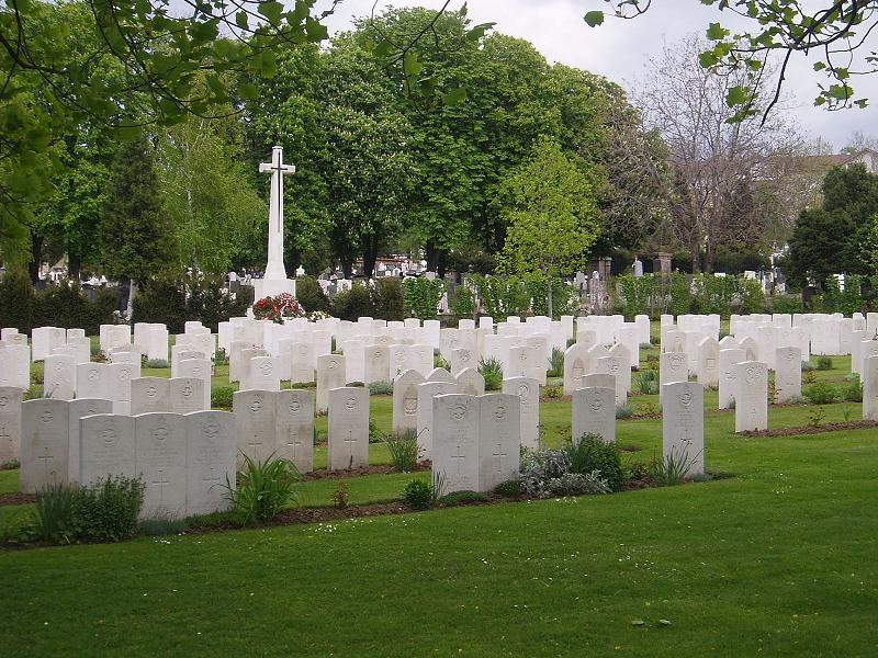 Belgrade War Cemetery, Serbia and Montenegro