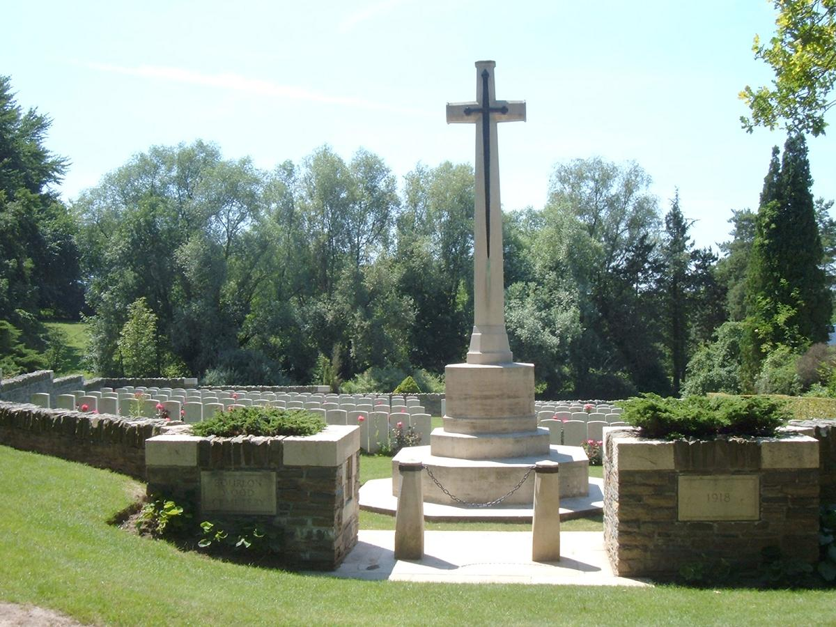 Bourlon Wood Cemetery, France