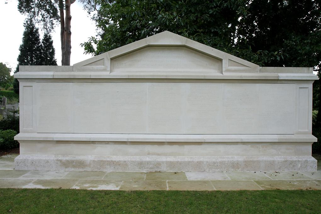 Brookwood (United Kingdom 1914-1918) Memorial, England