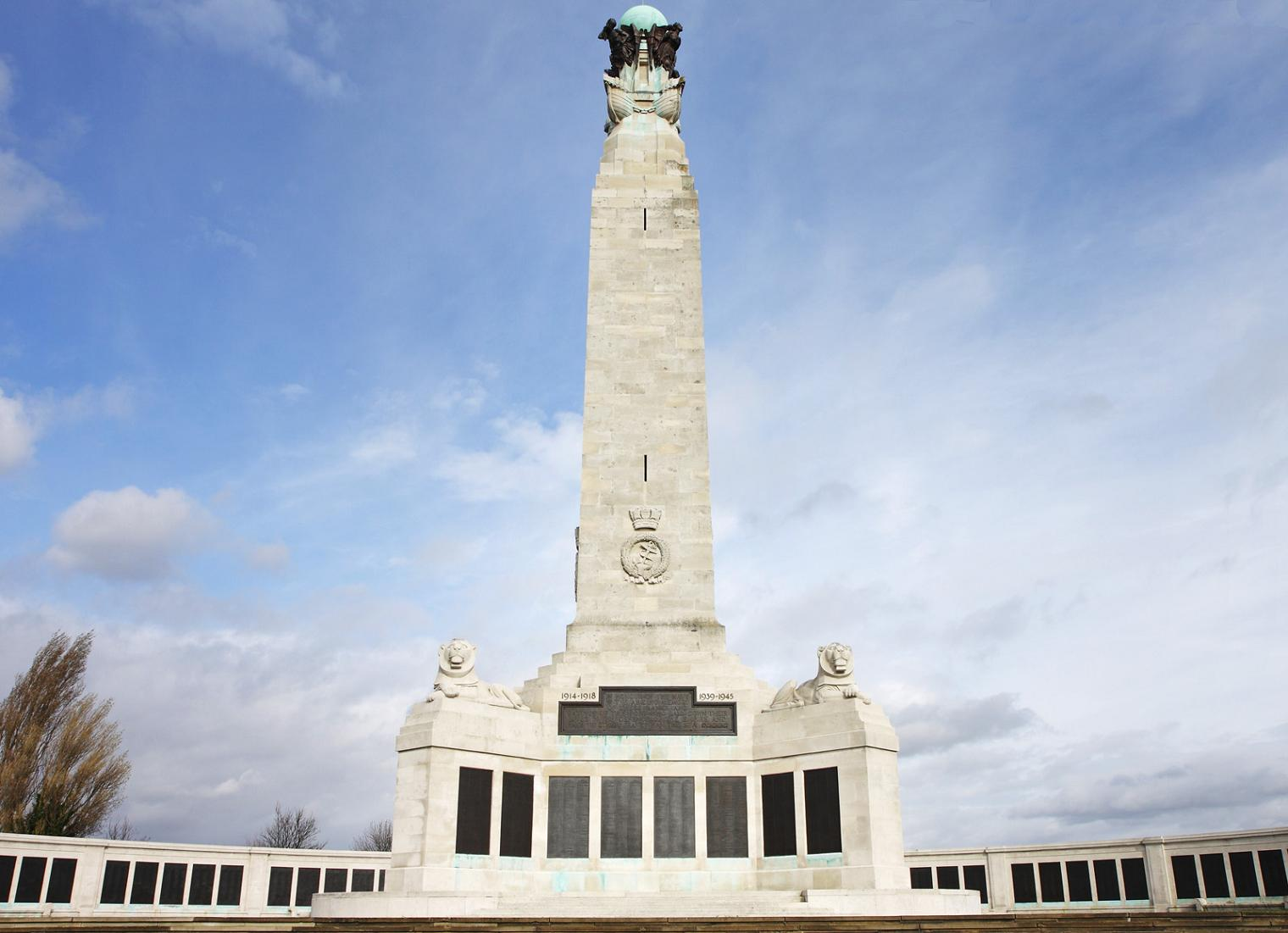 Chatham Naval Memorial, England