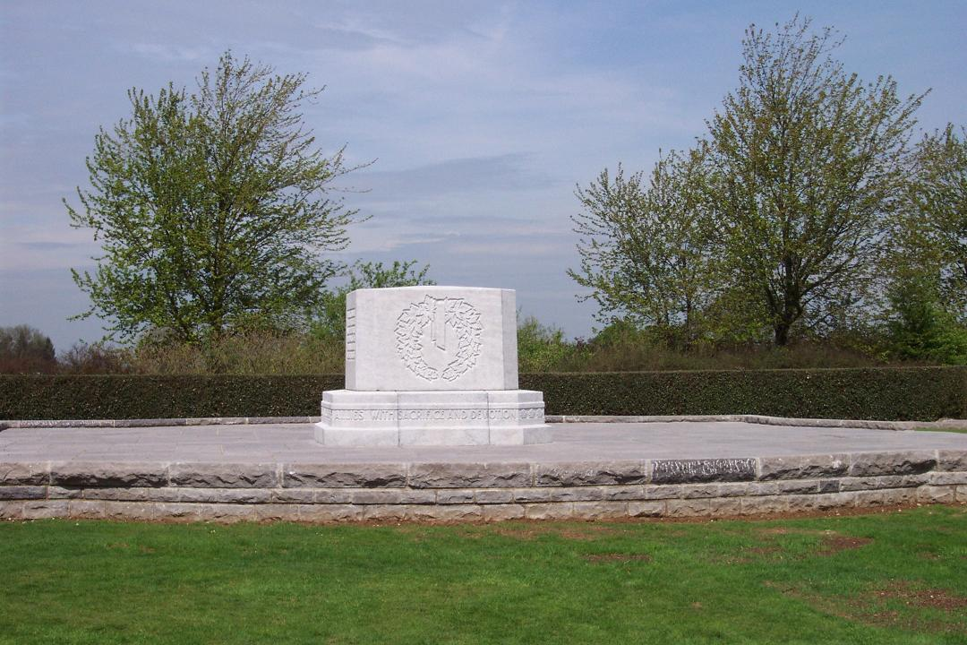 Mémorial de Courcelette, France