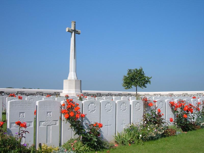 Dominion Cemetery, France