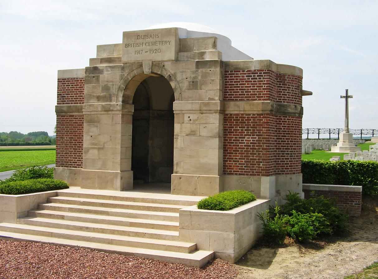 Duisans British Cemetery, France