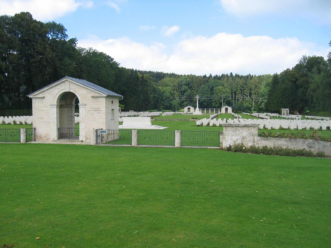 Durnbach War Cemetery, Germany