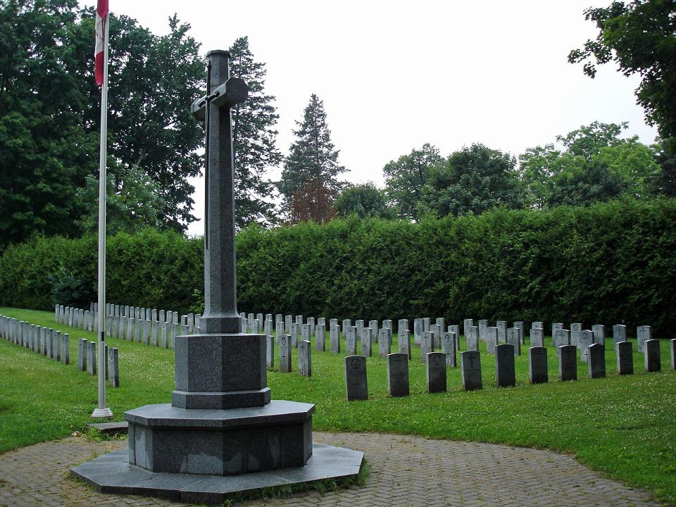 Kingston (Cataraqui) Cemetery, Canada