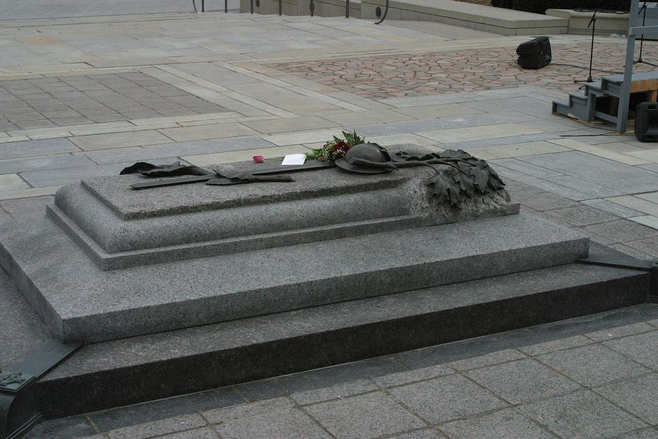 Tomb of the Unknown Soldier, Canada