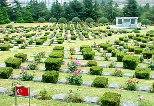 United Nations Memorial Cemetery, South Korea