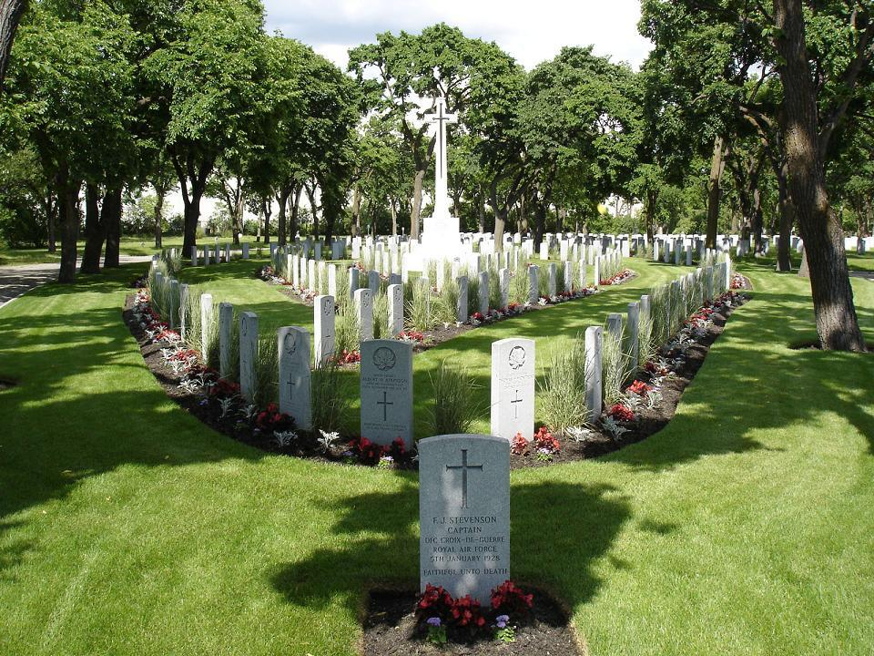 Winnipeg (Brookside) Cemetery, Canada