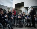 Government of Canada overseas delegation visits the Juno Beach Centre in Courseulles-sur-Mer, France