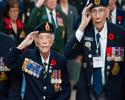 Commemorating the 75th anniversary of D-Day and the Battle of Normandy in Vancouver, BC