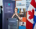 Veterans Affairs Canada announces funding for the Respect Campaign and the Old Brewery Mission in Montreal