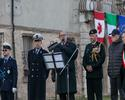 The official Government of Canada delegation attended the unveiling of a commemorative plaque at Palazzo San Giacomo in Russi, Italy