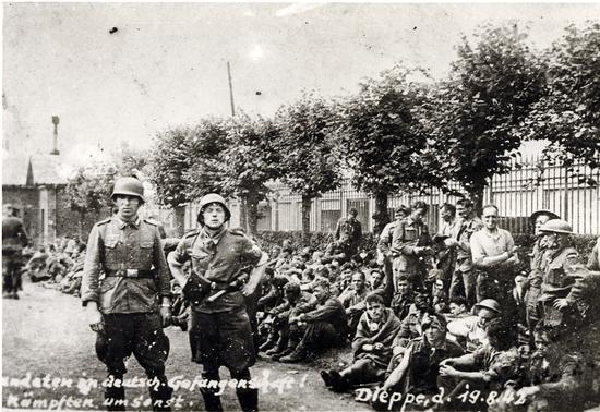 Allied prisoners