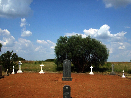 Ottosdal Garden of Remembrance
