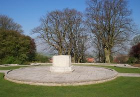 Bourlon Wood Canadian Memorial