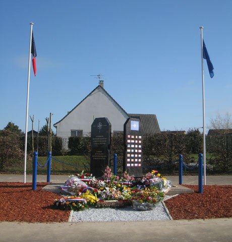 North Atlantic Treaty Organization Memorial