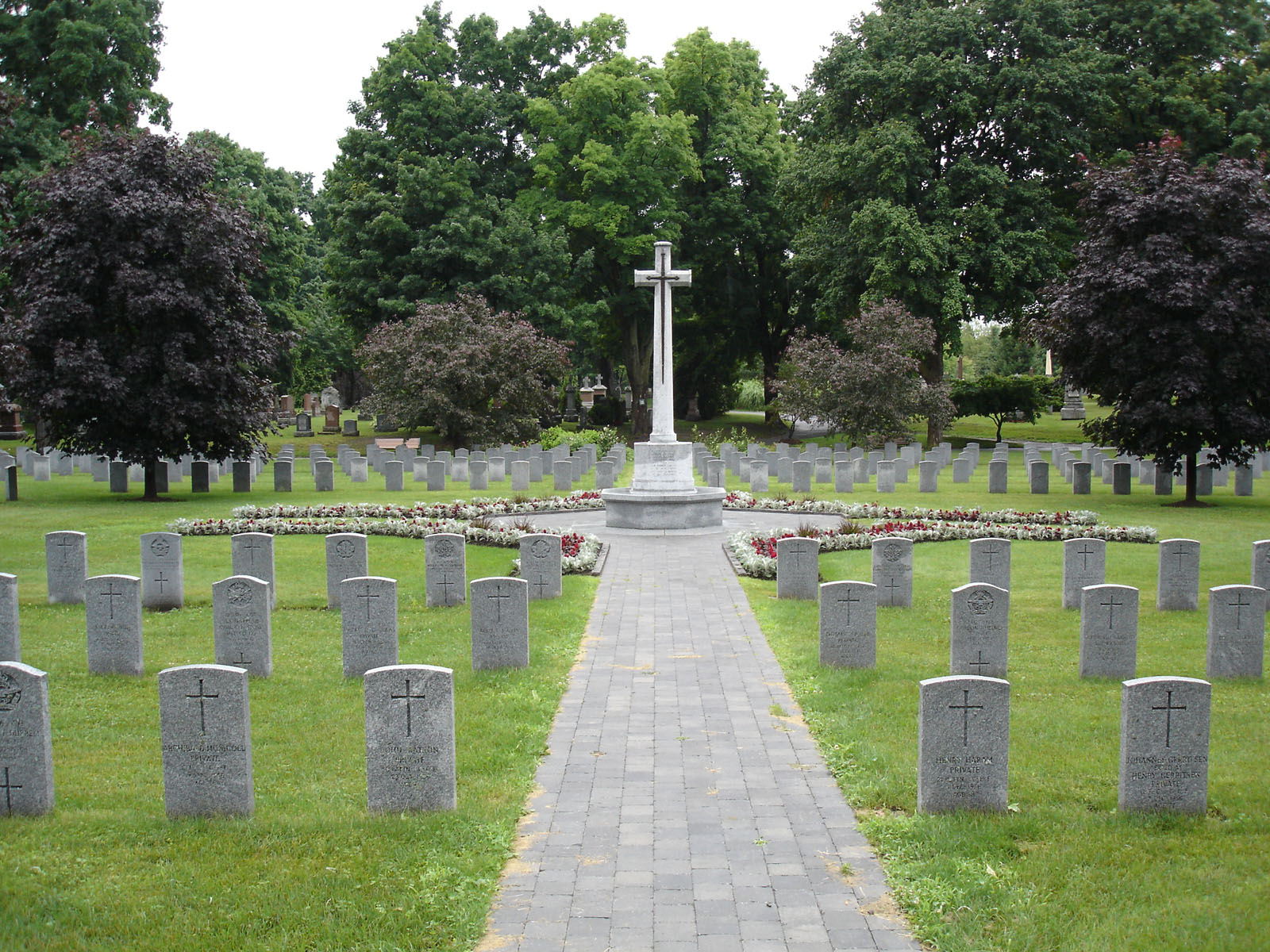 The National Military Cemetery