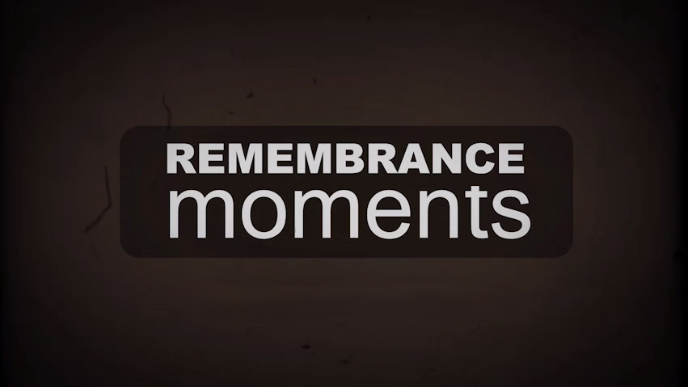 Remembrance Moments - Netherlands