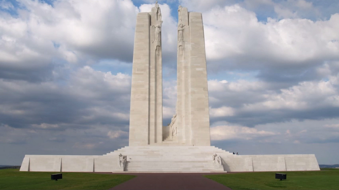 Planning for Vimy