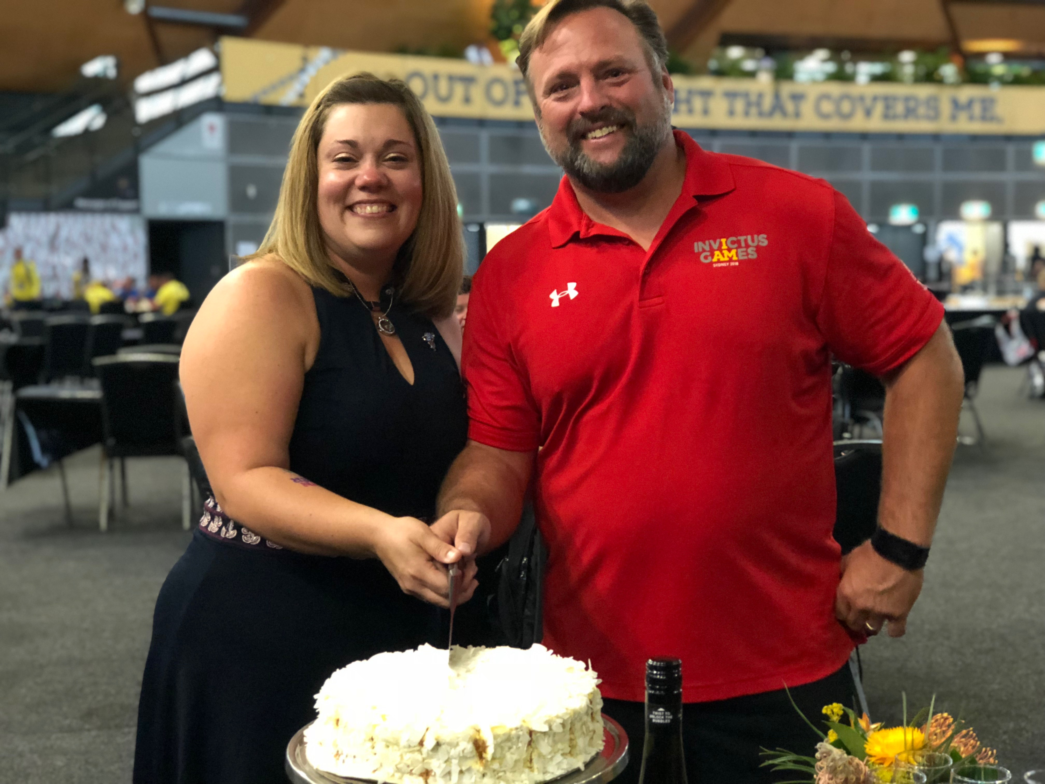 Invictus Games 2018: Wedding – Dean & Gailynne
