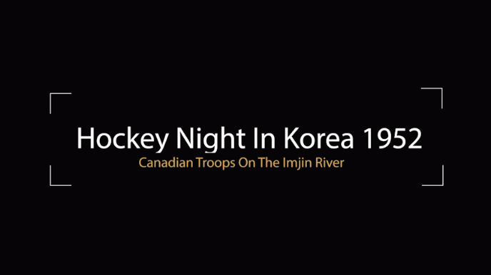 Hockey night in Korea