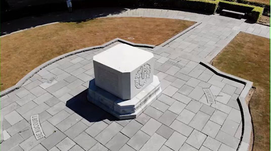 The Le Quesnel Canadian Memorial