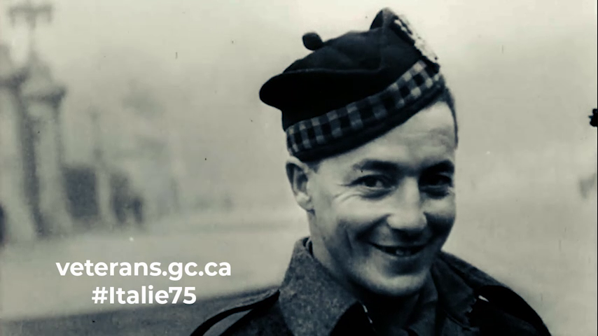Ernest <<Smokey>> Smith des Seaforth Highlanders du Canada