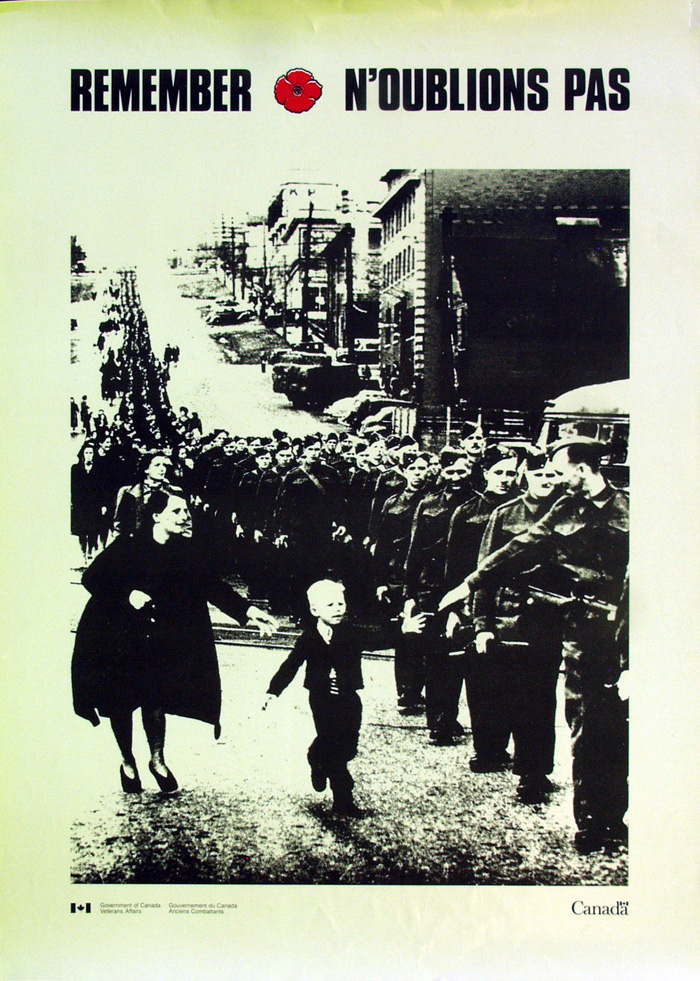 1989 Remembrance Day Poster